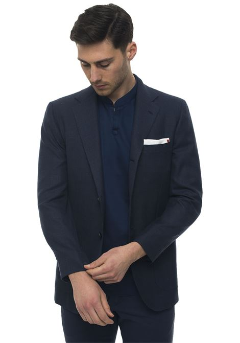 Deconstructed-unlined blazer with 3 buttons Kiton | 3 | 89EVO-K07R1601