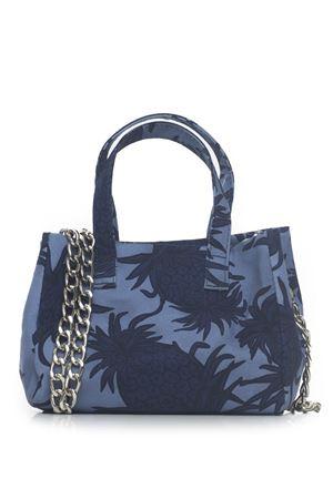 Bicolored bag Kiton | 31 | BORSA-GBLU