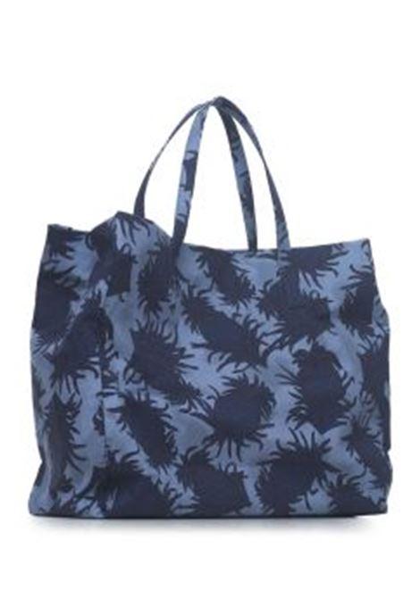 Bicolored bag Kiton | 31 | BORSA-PBLU