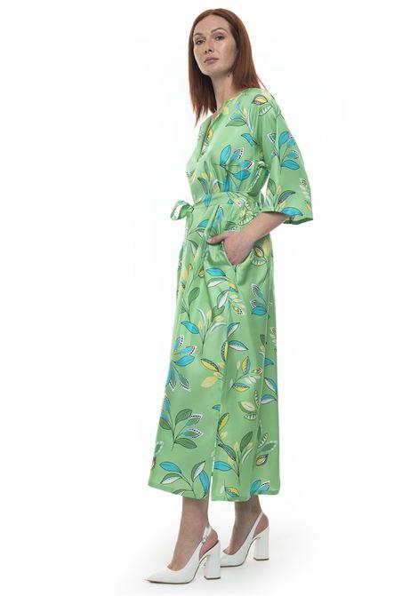 Evening gown Kiton | 130000002 | C47325K09R2001000VERDE