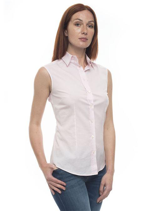 Sleeveless blouse Kiton | 6 | C47431H0614506000ROSA