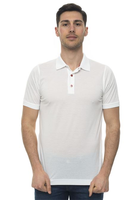 Short sleeve polo shirt Kiton | 2 | UK109040C