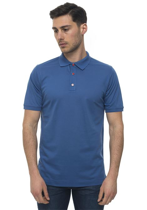 Short sleeve polo shirt Kiton | 2 | UK1090K271