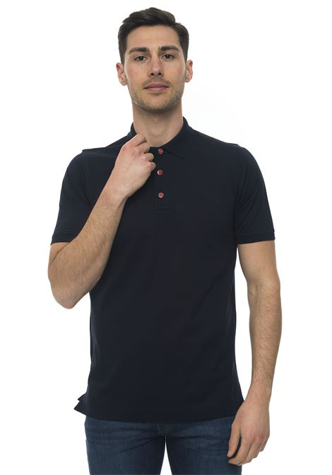 Short sleeve polo shirt Kiton | 2 | UK1090K4