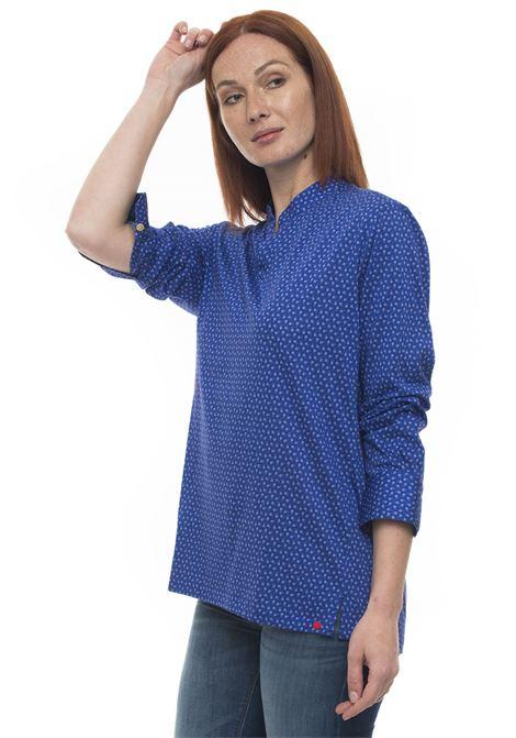 Fantasy blouse Kiton | 7 | UMCCAPH0685601001DENIM