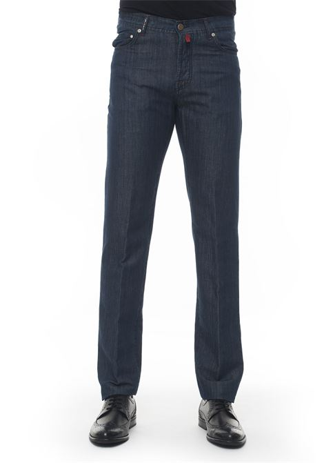 Jeans 5 tasche Kiton | 24 | UPNJSMRDE13DENIM