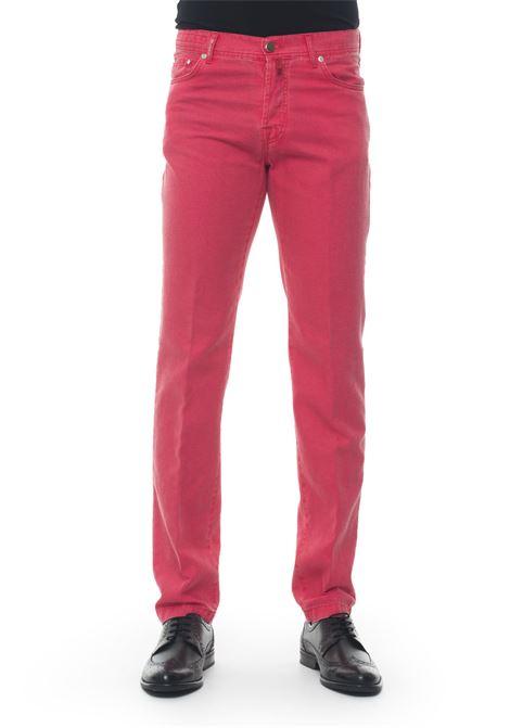 Jeans 5 tasche Kiton | 24 | UPNJSMRLCUE35DENIM