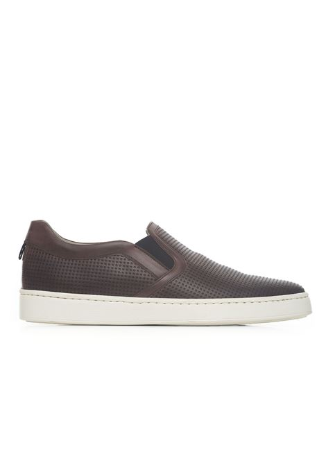 Sneaker Kiton | 5032317 | USSEOSN0035601000MARRONE