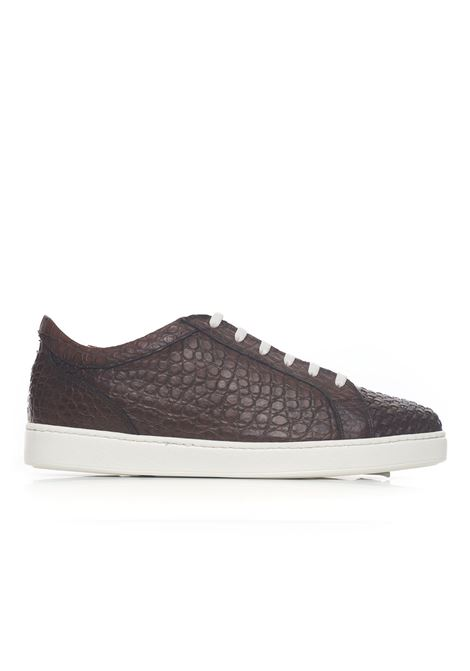 Sneaker Kiton | 5032317 | USSFLYN0012821000MARRONE