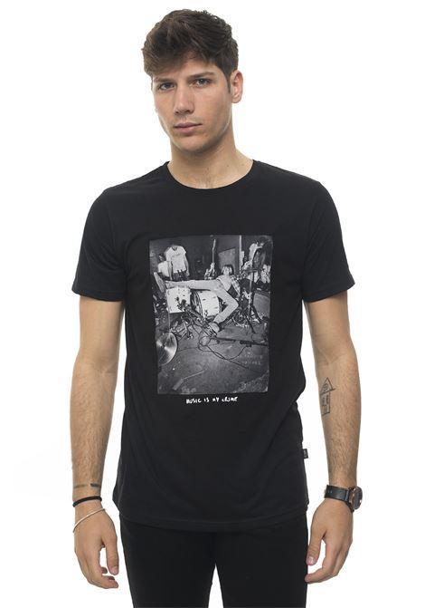 T-shirt girocollo mezza manica Ko Samui | 8 | TT-805DRUNK