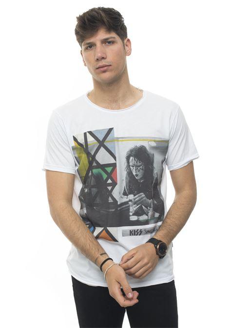 T-shirt girocollo mezza manica Ko Samui | 8 | TV-882MAKE UP