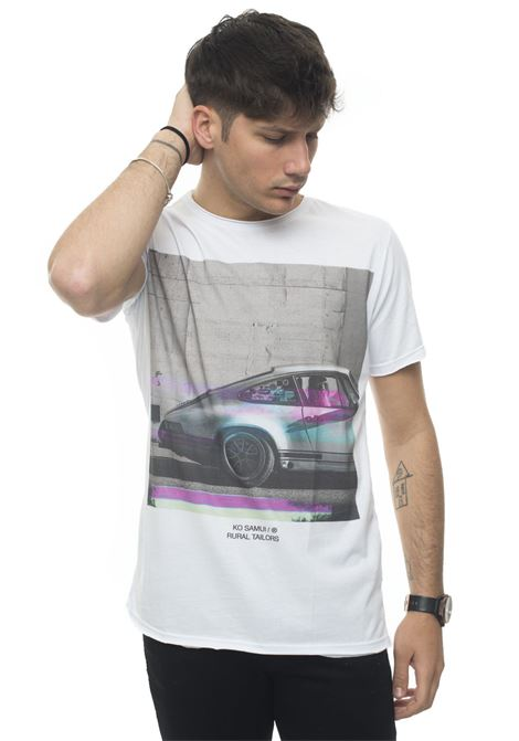 T-shirt girocollo mezza manica Ko Samui | 8 | TV-884SPEED