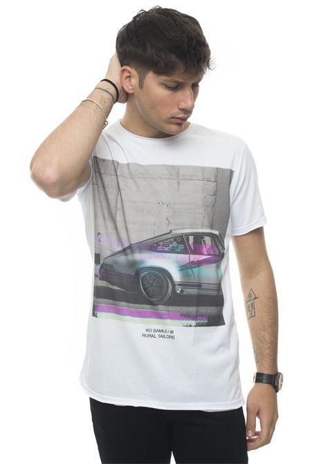T-shirt girocollo mezza manica Ko Samui | 8 | TV-884SPEED