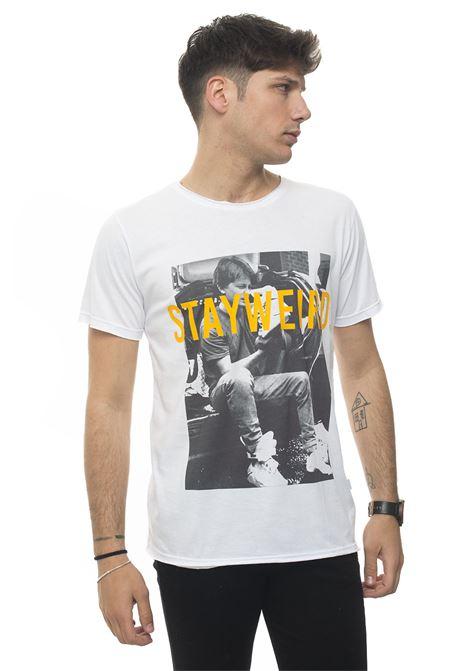 T-shirt girocollo mezza manica Ko Samui | 8 | TV-893MARTIN