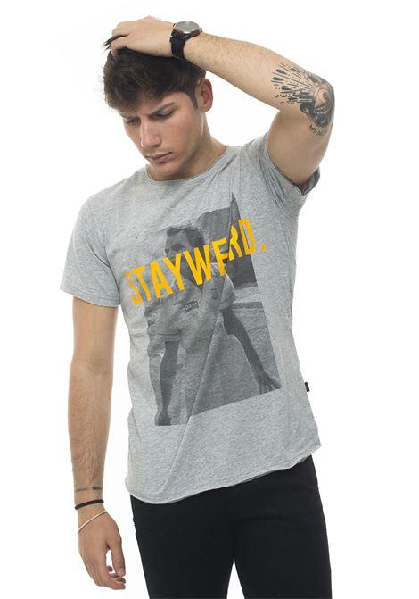 T-shirt girocollo mezza manica Ko Samui | 8 | TV-895SORIOUS
