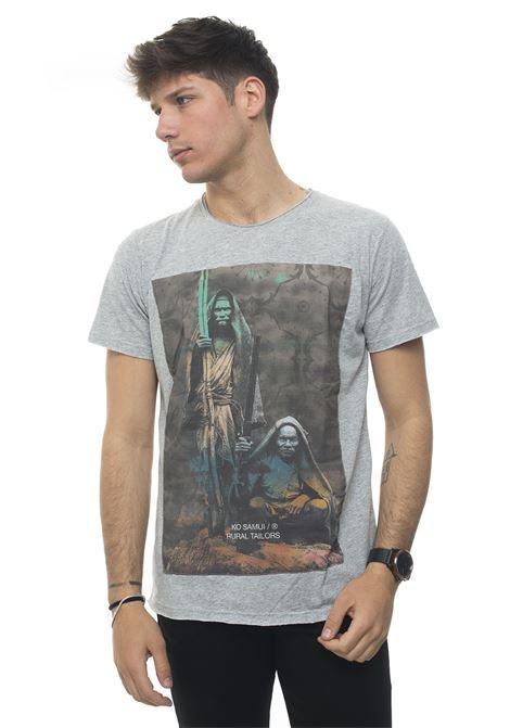 T-shirt girocollo mezza manica Ko Samui | 8 | TVC-879FAMILY