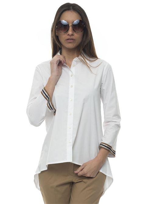 Arona Cotton blouse Mariella Rosati | 6 | ARONAA001