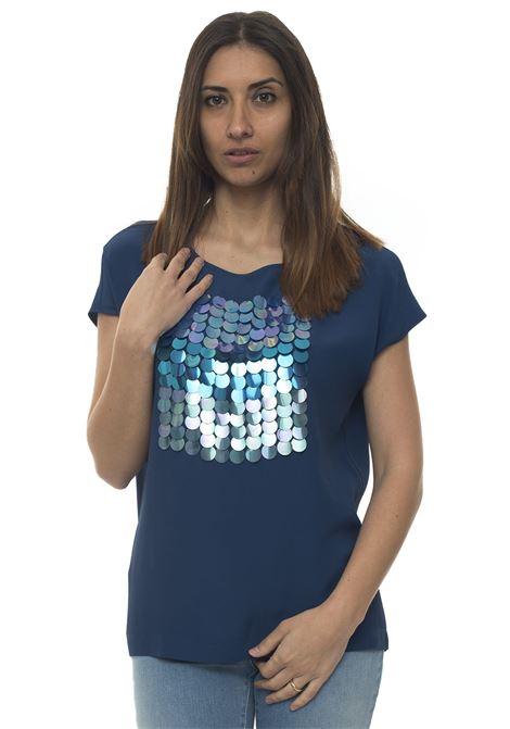 T-shirt morbida Tetrisa Mariella Rosati | 8 | TETRISR003