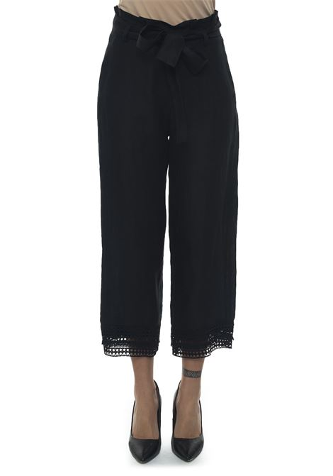 Vento High waisted trousers Mariella Rosati | 9 | VENTOUX001