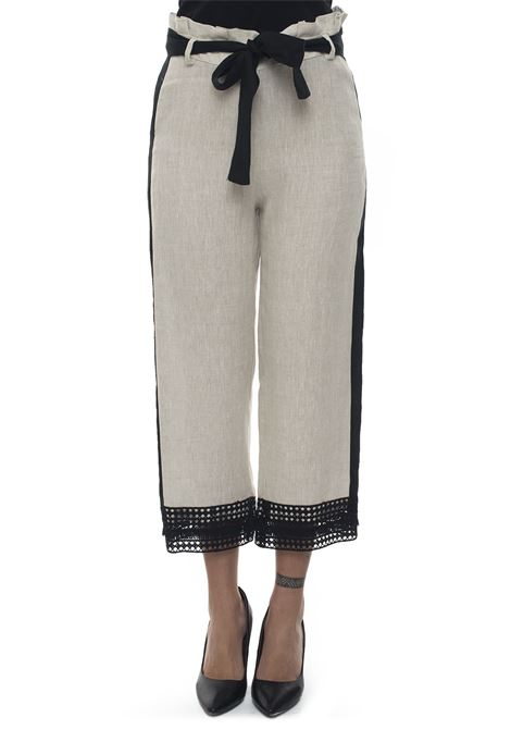 High waisted trousers Mariella Rosati | 9 | VENTOY001