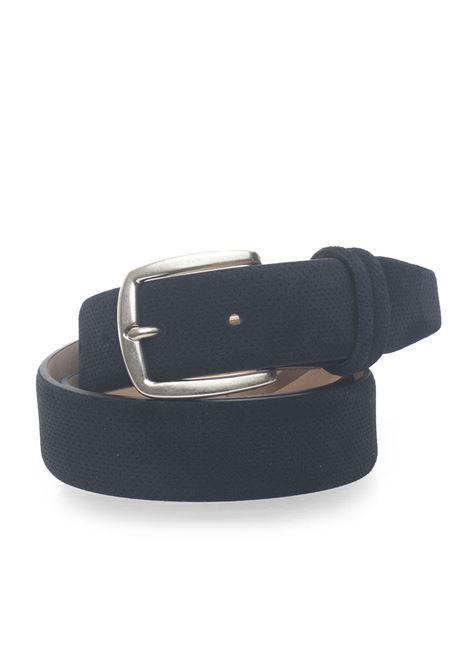 Cintura in camoscio MINORONZONI 1953 | 20000041 | MRS191C002C30