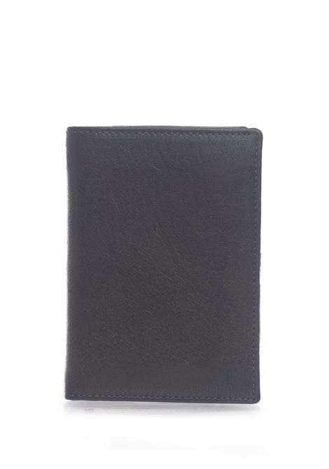 Vertical wallet in leather  with coin purse MINORONZONI 1953 | 63 | MRS191P150C60