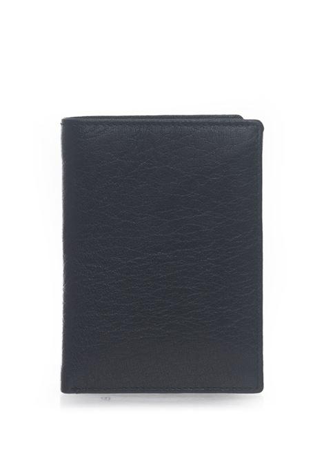 Portafoglio in pelle verticale con portamonete MINORONZONI 1953 | 63 | MRS191P150C99
