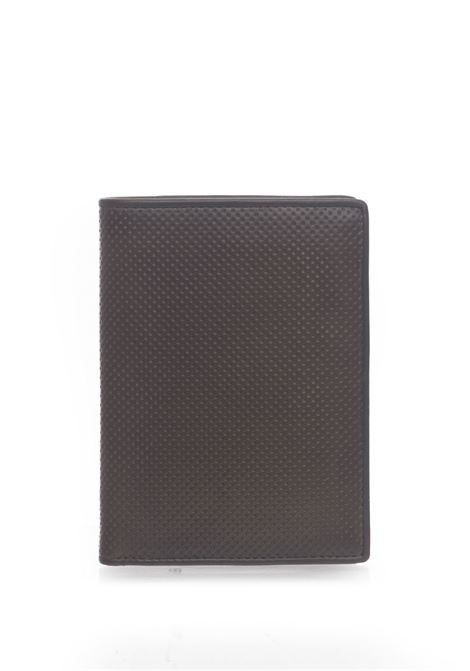 Vertical wallet in leather  with coin purse MINORONZONI 1953 | 63 | MRS194P168C60