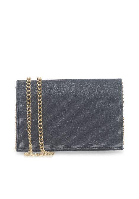 Fabric clutch Miss Max | 31 | BORSA MISS MAXNERO