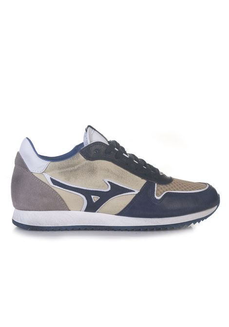 Sneakers in tela e pelle Mizuno | 5032317 | D1GB196225