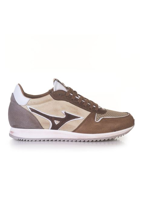 Sneakers in canvas and leather Mizuno | 5032317 | D1GB196250