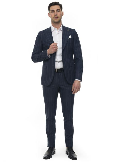 Suit with 2 buttons Paoloni | 11 | A438-19112388