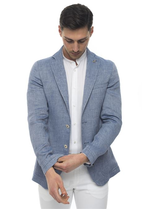 Jacket with 2 buttons Paoloni | 3 | G257-19113987