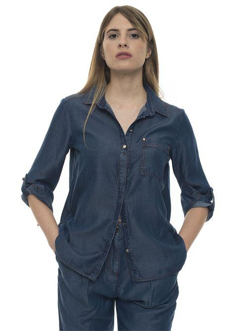 ELDORADO Over-size blouse Pennyblack | 6 | ELDORADO-305001