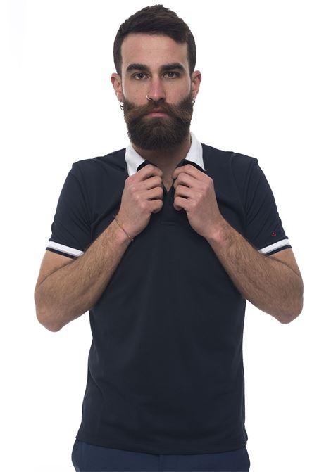 Medinilla tec Short-sleeved polo shirt Peuterey | 2 | MEDINILLA TEC-PEU3145215