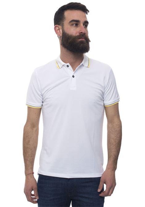 Medinilla tec Short-sleeved polo shirt Peuterey | 2 | MEDINILLA TEC-PEU3145BIA