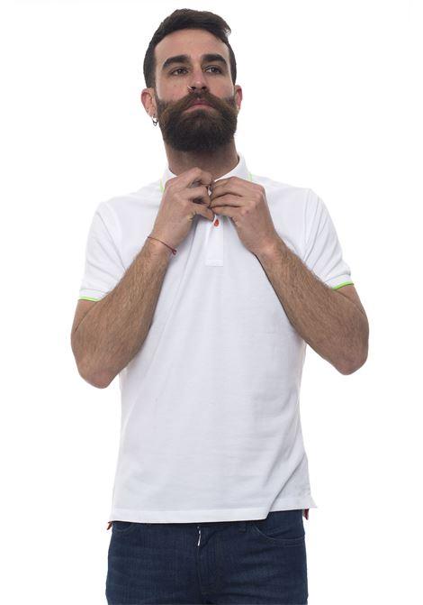 SELANDINA  short sleeve polo shirt Peuterey | 2 | SELANDINA STR-PEU3146BIA