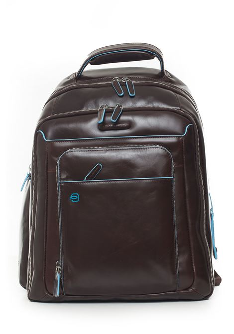 Leather rucksack Piquadro | 5032307 | CA1813B2MO