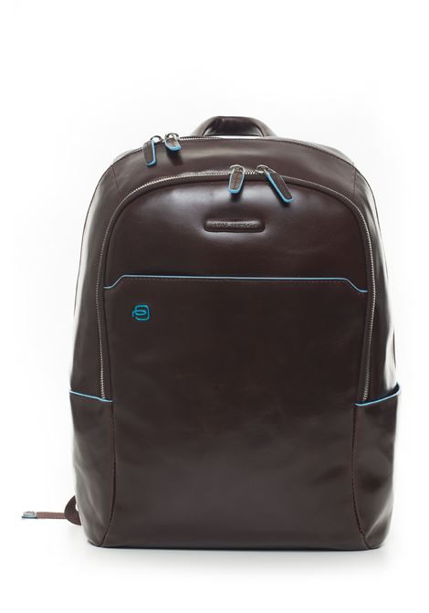 Leather rucksack Piquadro | 5032307 | CA3214B2MO