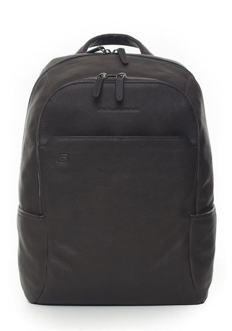 Leather rucksack Piquadro | 5032307 | CA3214B3TM
