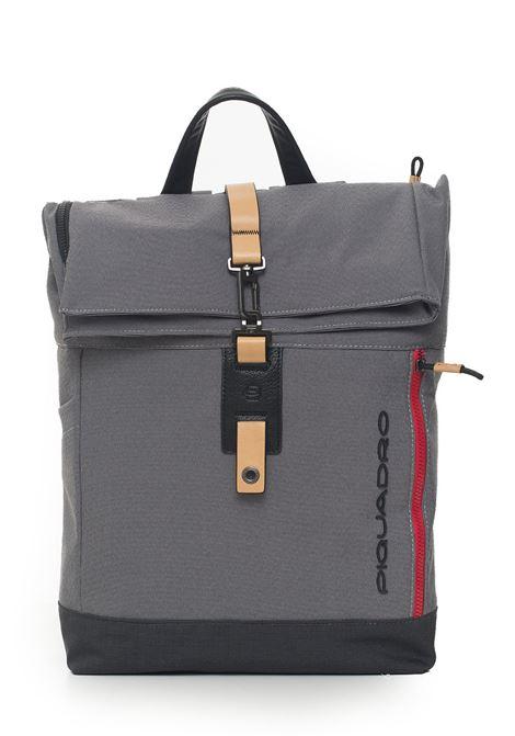 Canvas rucksack Piquadro | 5032307 | CA4451BLGR