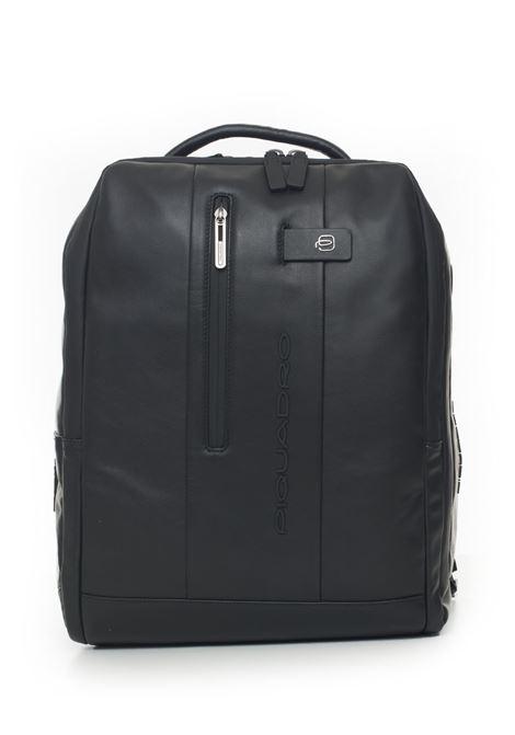 Leather rucksack Piquadro | 5032307 | CA4818UB00N