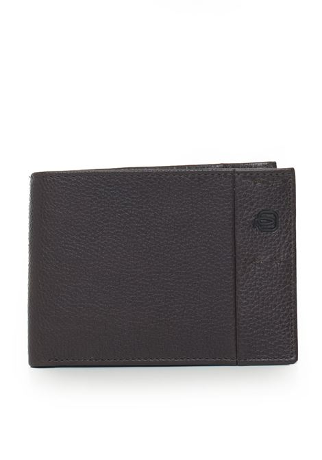 Leather wallet Piquadro | 63 | PU1392P15STM