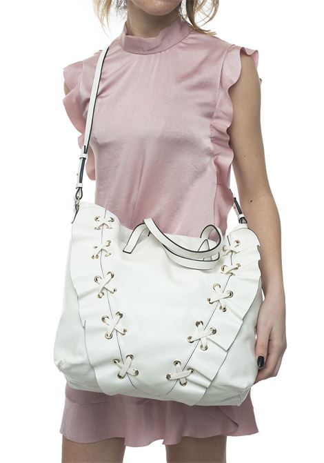 5738d6c255 Shopper bag Red Valentino Colore: bianco. Product: RQ0B0B26-RXY031  Availability: In stock