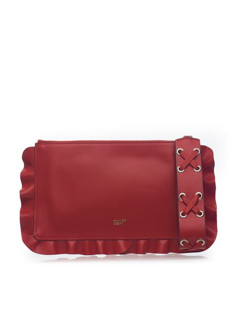 Leather pochette Red Valentino | 31 | RQ0B0B43-MENMM0