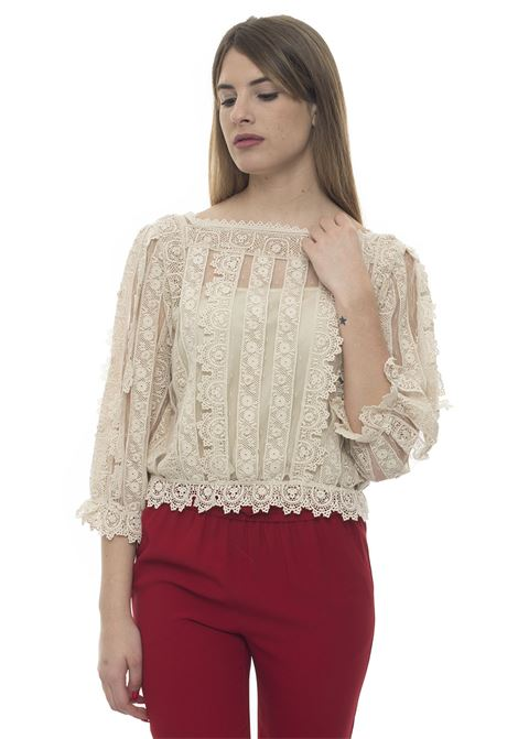 Lace pullover Red Valentino | 7 | RR0AB00F-VEPA03