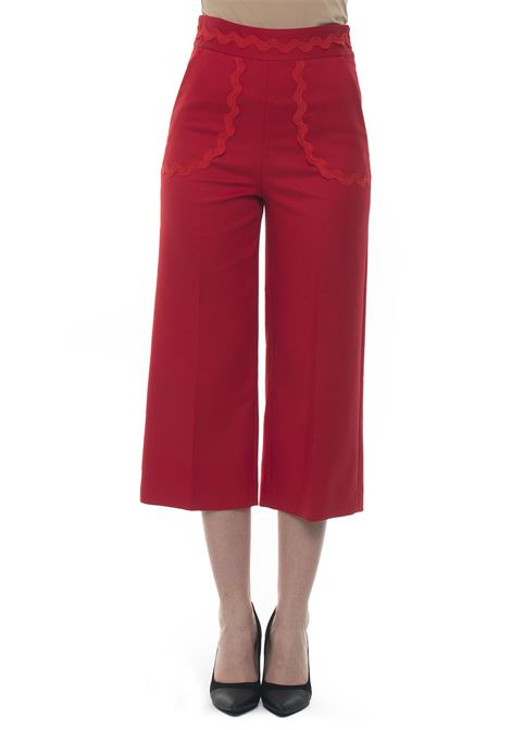Wide trousers Red Valentino | 9 | RR0RBB00-3M7MM0