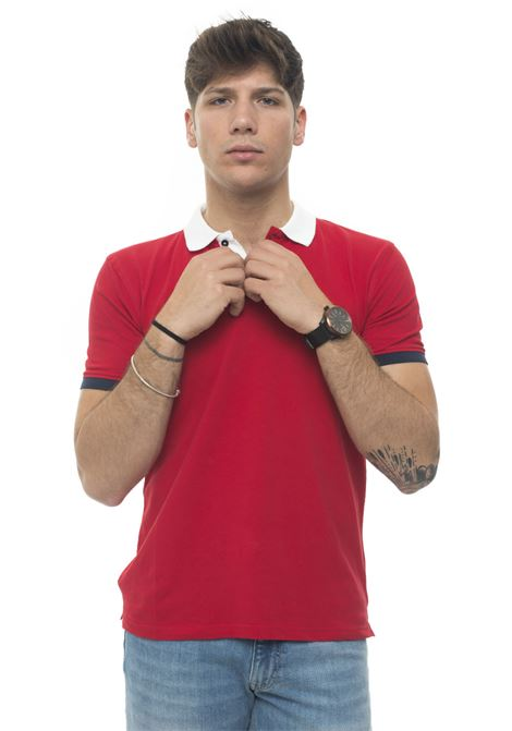 Polo shirt in cotton piquet Refrigue | 2 | POLO-R50053PQU1M11043