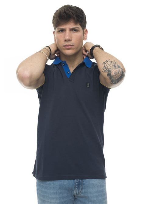 Polo shirt in cotton piquet Refrigue | 2 | POLO-R50053PQU1M11113