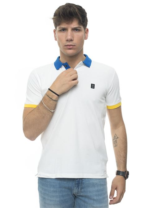 Polo shirt in cotton piquet Refrigue | 2 | POLO-R50053PQU1M11134